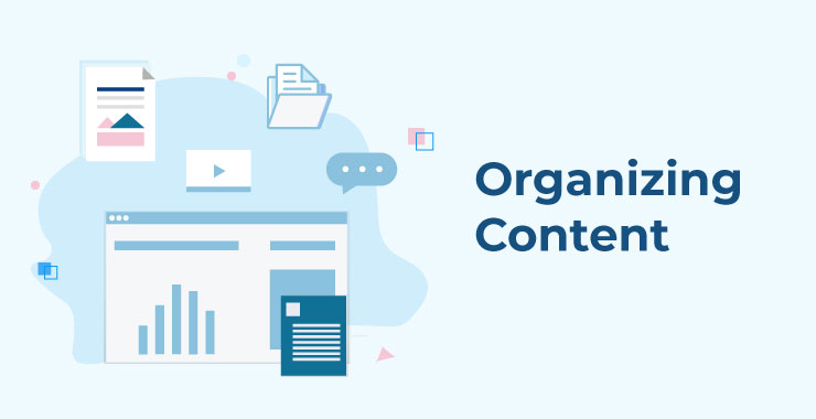 Organize B2B Marketing Content in 8 Simple Steps