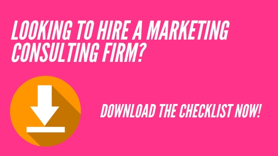 Checklist for hiring Marketing Consulting Firms