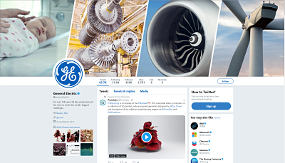 GE integrated marketing channel