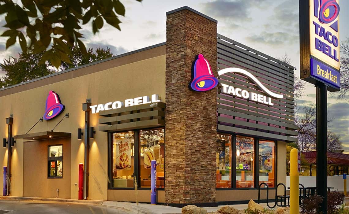 Taco Bell integrated marketing communication campaign